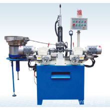 Double Head Pneumatic Chamfering Machine for Metal Tube